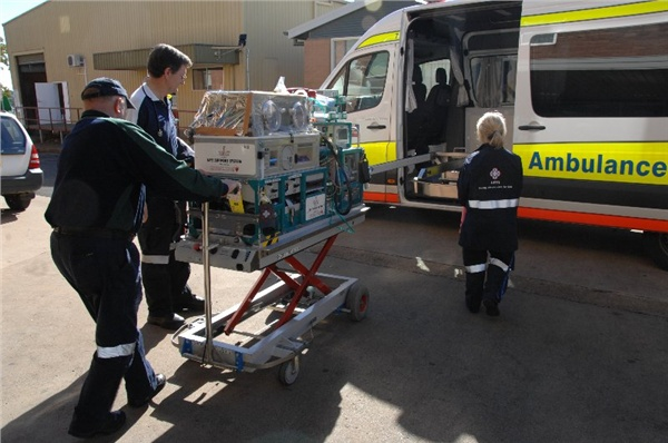 NETS NSW neonatal paediatric intensive care transfer-Ambulance Visibility-www.ambulancevisibility.com