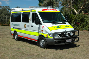 ACT Intensive Care Ambulance-High Visibility livery-2nd Generation-www.ambulancevisibility.com-John Killeen