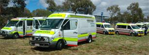 Australian ambulances-Mercedes Sprinters-ACT Ambulance-www.ambulancevisibility.com-John Killeen