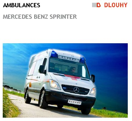 Dlouhy Ambulance Icon