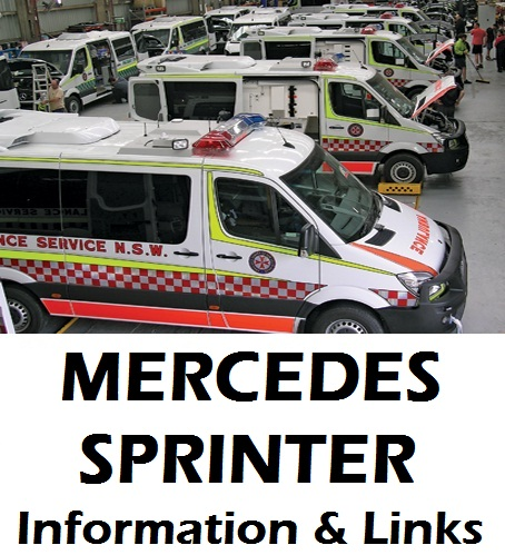 Mercedes Sprinter Information