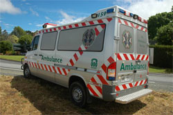 South Australia-Ambulance- old 2-www.ambulancevisibility.com-CFS Promotions Unit