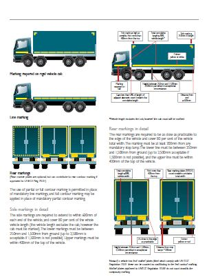UK HeavyVehicles Conspicuity Guidelines